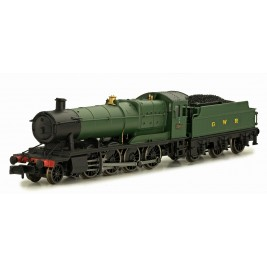 2S-009-004 N Gauge 28xx Class #3803 GWR Green GWR Lettering