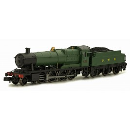 2S-009-005 N Gauge 38xx Class #3819 GWR Green GWR Lettering
