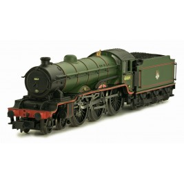 2S-020-002 N Gauge B17  Liverpool BR Green Early Crest 61664