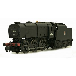 2S-021-001  N Gauge Q1  BR Early Crest 33016