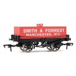 4F-032-007  OO Gauge Rectangular Tank Smith & Forrest