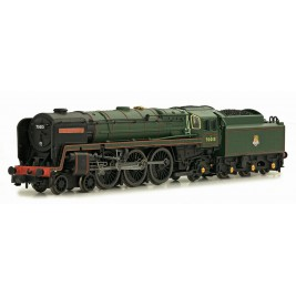 ND095B N Gauge Britannia 70013 Oliver Cromwell BR Early Crest