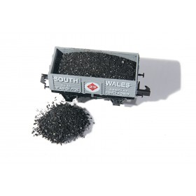 2S-000-001 N Gauge Coal Load Kit  (Real Coal) Approx 22g