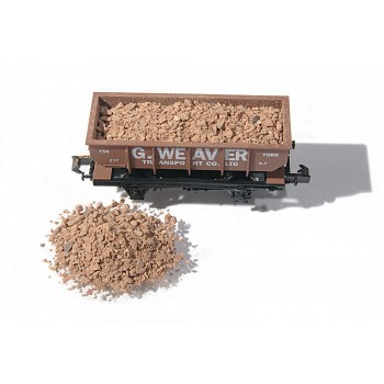 2S-000-002 N Gauge Iron Ore Load Kit (Real Iron Ore) Approx 39g