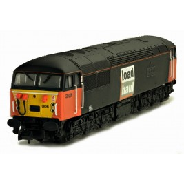 2D-004-000 N Gauge Class 56 Ferrybridge 56006  Load Haul Black & Orange