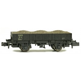 2F-060-011W N Gauge Grampus BR Black DB990412 Weathered