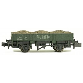 2F-060-013W N Gauge Grampus Taunton Concrete Olive Green DB986708 Weathered