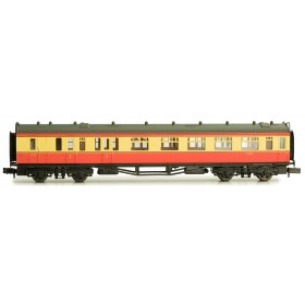 2P-000-231 N Gauge Collett Coach BR Crimson/Cream Brake Composite W6546