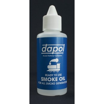 B809 Dapol Smoke Oil Traditional  50ml