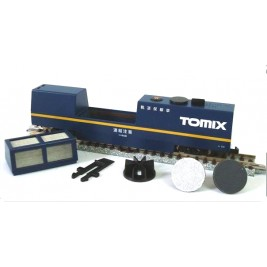 TOMIX6422 N Gauge Tomix  Motorised Track Cleaner